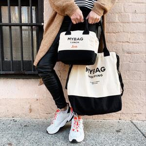 World Traveler Tote Bag NYC - Bag-all Europe