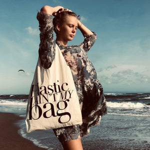 Plastic Ain't My Bag Tote - Bag-all Europe
