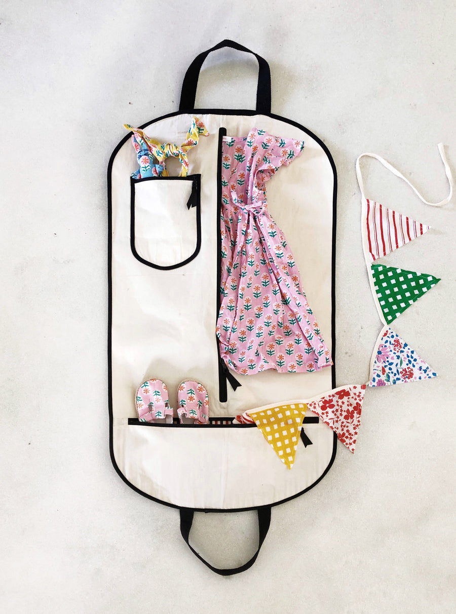 Kids garment Bag Girl - Bag-all Europe