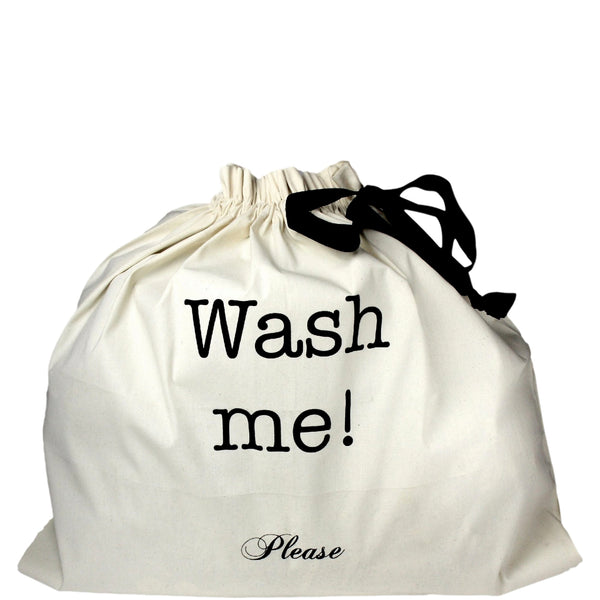 Large Wash Me Laundry Bag - Bag-all Europe