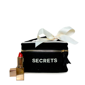 Beauty Box Mini Secrets Black - Bag-all Europe