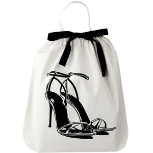 High Heel Sandal Shoe Bag - Bag-all Europe