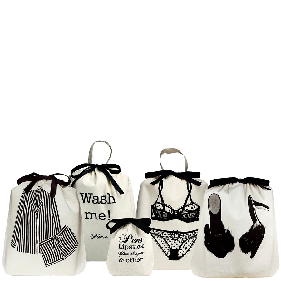 Organizing Bags - Women's Weekend Getaway 2:0