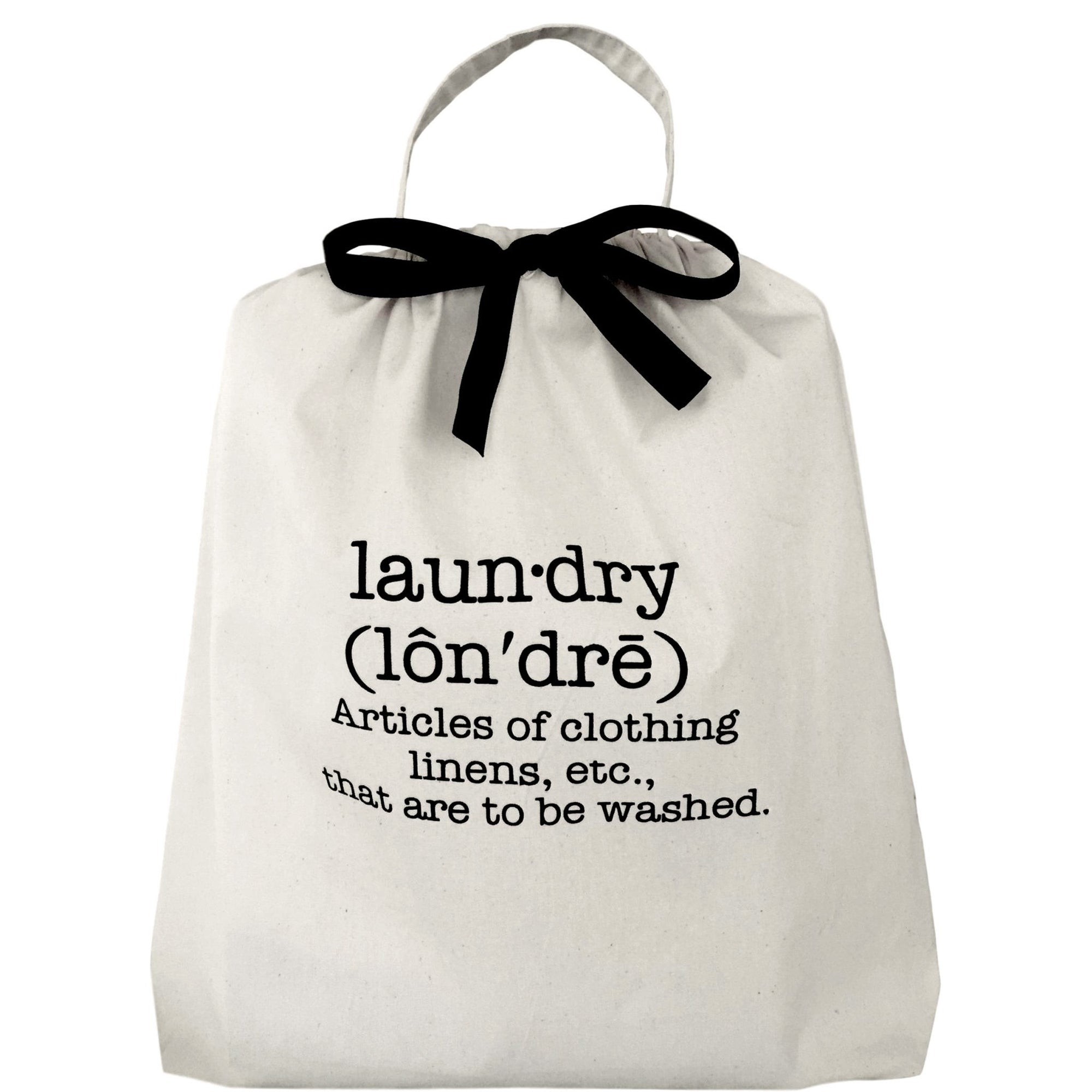 Phonetic Laundry Bag - Bag-all Europe