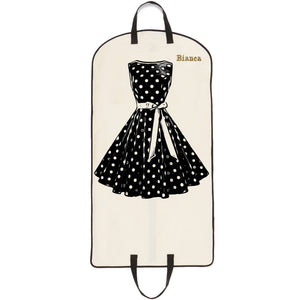 Polkadot Garment Bag - Bag-all Europe