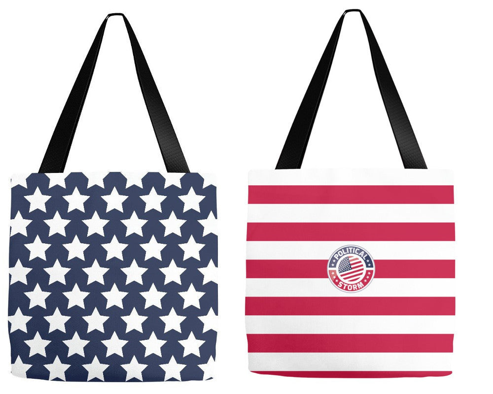 Stars and Stripe Tote