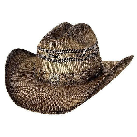 Bullhide Another Season Brown Straw Cowgirl Hat - Hat - A - Tack