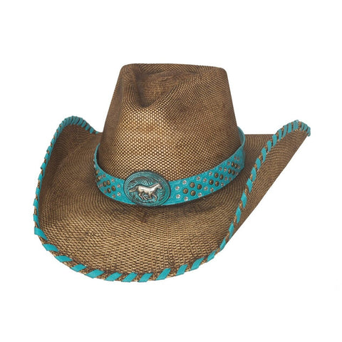 Bullhide Anything Goes Pecan Cowgirl Hat - Hat-A-Tack