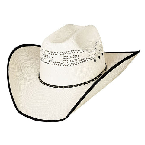 Bullhide Beer Time 20X Natural Straw Cowboy Hat - Hat - A - Tack