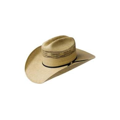 Bailey Costa Rustic Straw Cowboy Hat - Hat - A - Tack