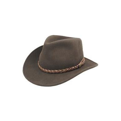 Eddy Bros. Cougar Serpent Soft Felt Outdoor Hat - Hat - A - Tack