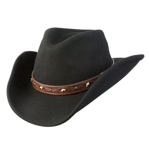 Dakota Western Shapeable Wool Hat