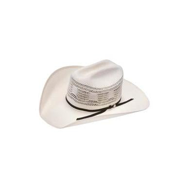Bailey Desert Breeze Ivory Straw Cowboy Hat - Hat - A -Tack