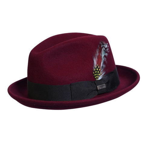 Detroit Wool  Fedora