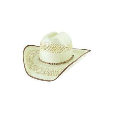 Bullhide Dooley 4X Natural Straw Cowboy Hat - Hat - A - Tack