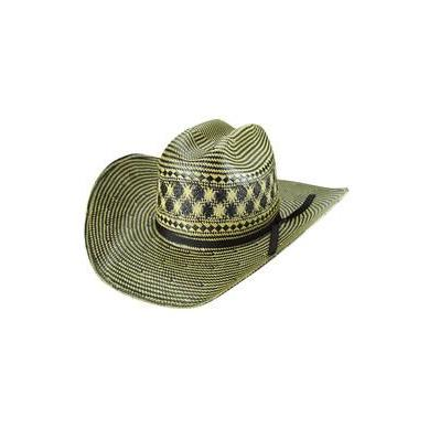 Bailey Double Tall 10X Straw Cowboy Hat