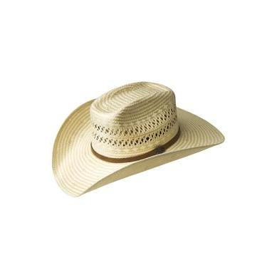 Bailey Fields 4X Straw Cowboy Hat - Hat - A - Tack