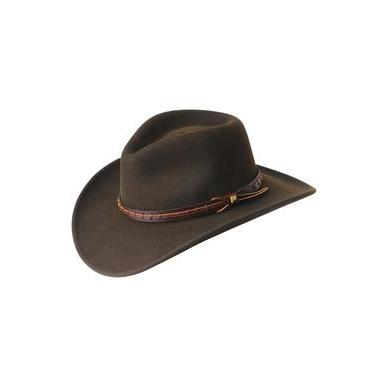 Bailey Firehole Beaver LiteFelt Soft Wool Hat - Hat - A - Tack