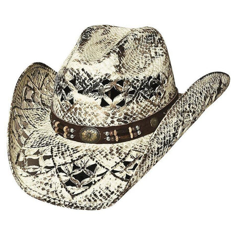 Bullhide Girl Next Door BrownStraw Cowgirl Hat - Hat-A-Tack