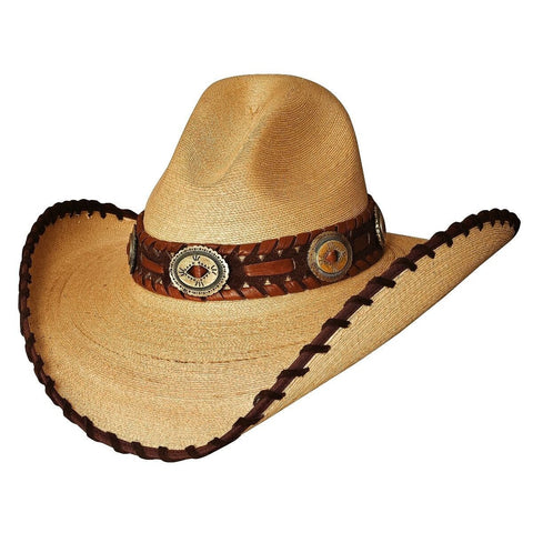 Bullhide Golden Dawn 20X Tan Straw Cowboy Hat - Hat-A-Tack