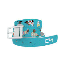 C4 Belts Goat Pajama Party Classic Belt