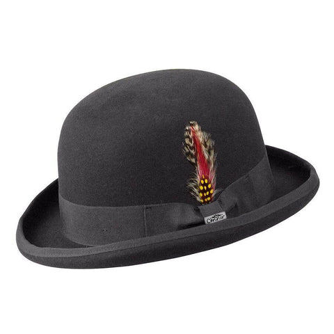 Humphrey Wool Bowler Hat