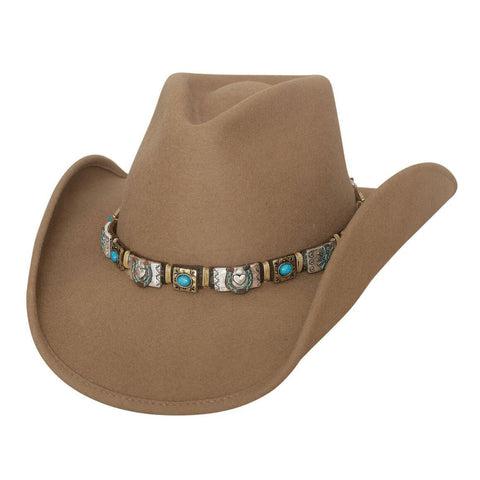 Bullhide Kill The Lights Camel Wool Cowgirl Hat - Hat - A - Tack