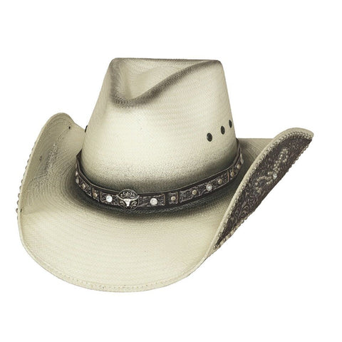 Bullhide Lose My Mind Natural Straw Cowgirl Hat - Hat - A - Tack