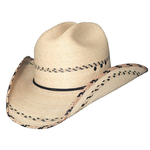 Bullhide Miller Jr. Natural Straw Childrens Cowboy Hat - Hat - A - Tack