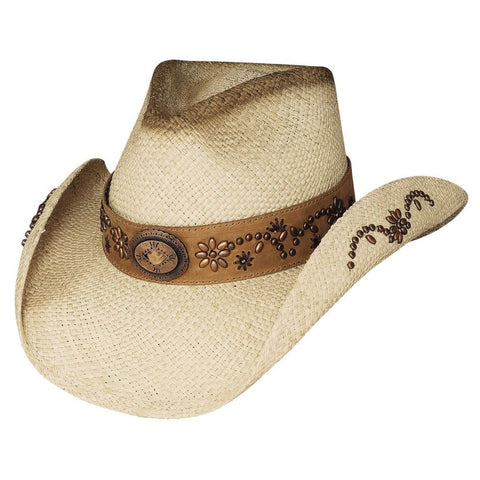 Bullhide More Than A Memory Natural Straw Cowgirl Hat - Hat - A - Tack