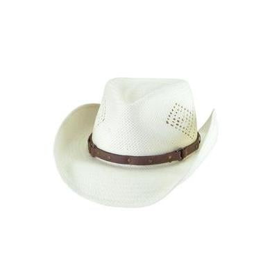 300be0e10e00b Eddy Bros. Mateo Natural Straw Cowboy Hat - Hat - A - Tack