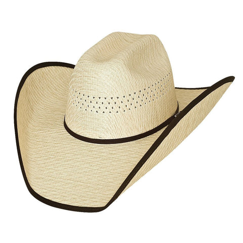 Bullhide Off The Beaten Path 50X Natural Straw Cowboy Hat - Hat - A - Tack