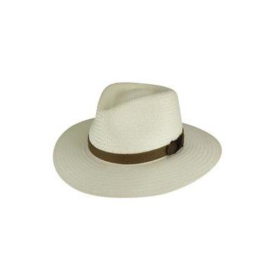Bailey Oswego Natural Straw Fedora Hat - Hat - A - Tack