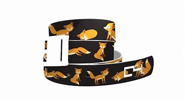 C4 Belts Playing Foxes Classic Belt