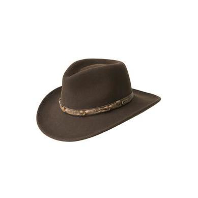 Bailey Palisade Beaver LiteFelt Soft Wool Hat - Hat - A - Tack