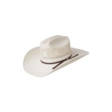 Bailey Ricker Natural Straw Cowboy Hat - Hat - A - Tack