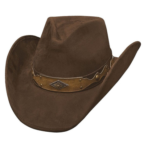 Bullhide Shadow In The Dust Chocolate Felt Cowboy Hat - Hat - A - Tack