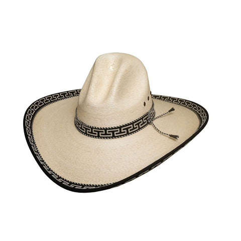 Bullhide Shooting Fever 30X Natural Straw Cowboy Hat - Hat - A - Tack