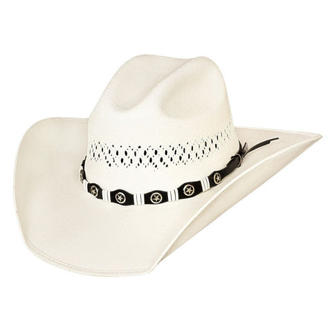 e403780ee61f9 Bullhide Small Town USA 100X Natural Straw Cowboy Hat - Hat - A - Tack