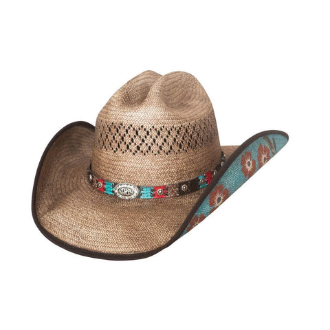 Bullhide Too Good Straw Cowgirl Hat - Hat - A - Tack