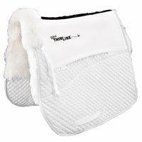 ThinLine Ultra Sheepskin Comfort Dressage Pad