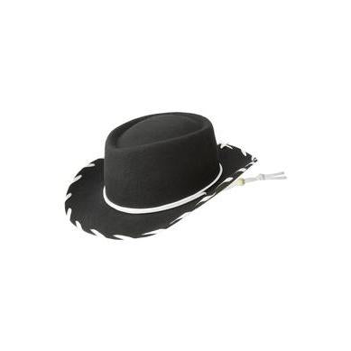 Eddy Bros. Woody Black Felt Childrens Hat - Hat - A - Tack