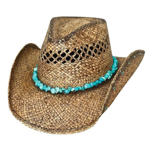Bullhide Year Of Summer Natural Straw Cowgirl Hat - Hat - A - Tack