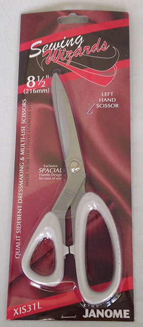 8.5 inch Sewing Wizards - Dressmaking (Left-handed)