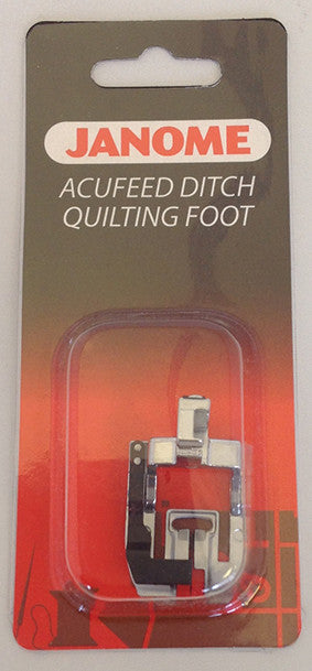 AcuFeed Ditch Quilting Foot - MC7700QCP & 6600P ONLY