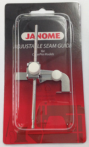 Adjustable Seam Guide