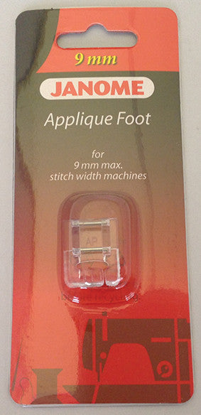 Applique Foot - Category D*