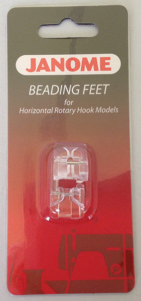 Beading Foot (Set of 2) - Category B/C