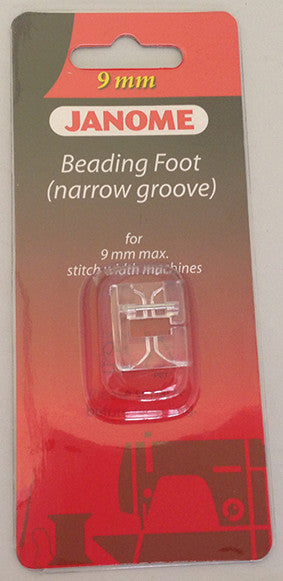Beading Foot (Narrow) - Category D