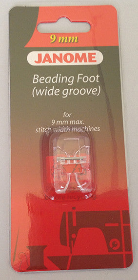 Beading Foot (Wide) - Category D